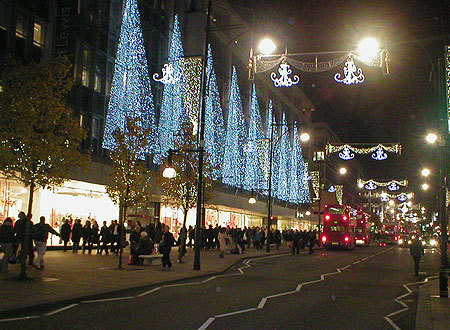 Christmas Lights Switch Ons In London - Go 2 London