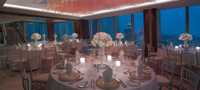 Shangri-La Hotel, At the Shard
