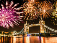 London Fireworks